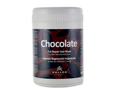 Intenzivně regenerační maska Chocolate (Chocolate Full Repair Hair Mask) - SLEVA - promáčklý obal