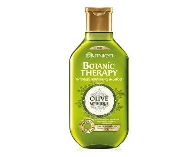 Garnier Intenzivně vyživující šampon s olivovým olejem na suché a poškozené vlasy Botanic Therapy (Intensely Nourishing Shampoo)