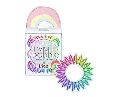 Gumička do vlasů Invisibobble Kids 3 ks