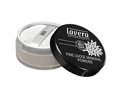 Lavera Jemný sypký minerální pudr (Fine Loose Mineral Powder) 8 g