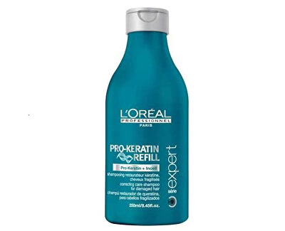 Loreal Professionnel Keratinový šampon pro poškozené vlasy Pro-Keratin Refill (Correcting Care Shampoo)