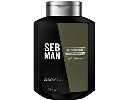 Kondicionér pro muže SEB MAN The Smoother (Rinse-Out Conditioner)