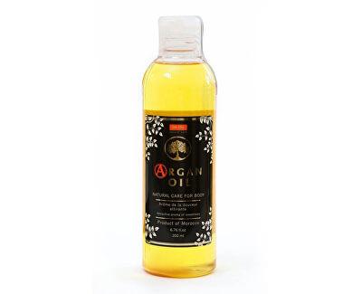 Oli-Oly 100% parfemovaný arganový olej na tělo 200 ml