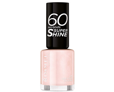 Rimmel Lak na nehty 60 Seconds Super Shine 8 ml