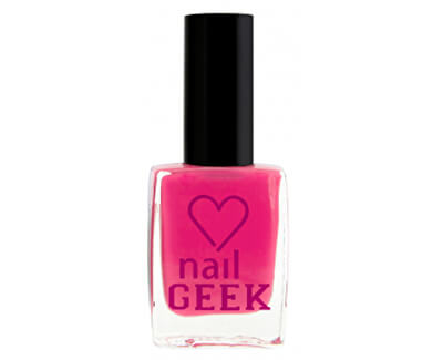 Lak na nehty I LOVE MAKEUP (Nail Geek) 12 ml