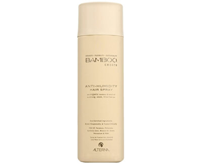 Lak na vlasy proti krepatění Bamboo Smooth (Anti-Humidity Hair Spray)