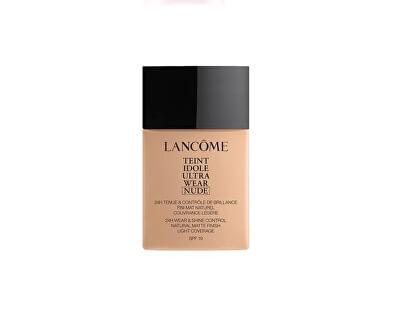 Lehký matující make-up SPF 19 (Teint Idole Ultra Wear Nude) 40 ml
