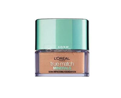 Lehký minerální pudrový make-up True Match (Skin Improving Foundation) 10 g