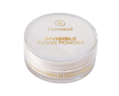 Dermacol Lehký fixační pudr (Invisible Fixing Powder) 13,5 g
