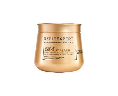 Loreal Professionnel Maska pro velmi poškozené vlasy Série Expert (Lipidum Absolut Repair)