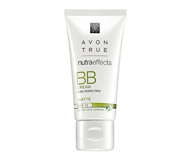 Matující BB krém se zkrášlujícím účinkem SPF 15 Avon True (BB Cream Skin Perfecting) 30 ml