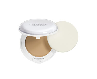 Make-up cremos Mat Couvrance SPF 30 (Compact Foundation Cream Mat Effect) 10 g