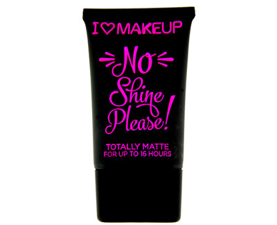 Makeup Revolution Matující make-up I LOVE MAKEUP (No Shine Please) 30 ml