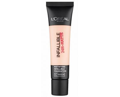 Loreal Paris Matující make-up Infallible 24H Matte 35 ml