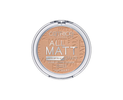 Matující pudr All Matt Plus (Shine Control Powder) 10 g