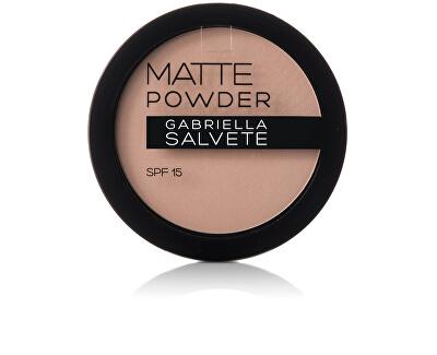 Matující pudr SPF 15 Matte Powder 8 g