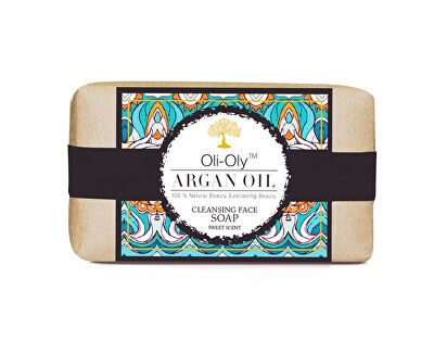 Oli-Oly Mýdlo na obličej s arganovým olejem 50 g