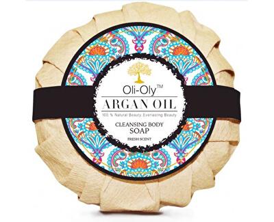 Oli-Oly Luxusní mýdlo na tělo s arganovým olejem 99 g