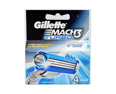 Náhradní hlavice Gillette Mach3 Turbo