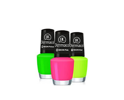 Neonový lak na nehty 5 ml
