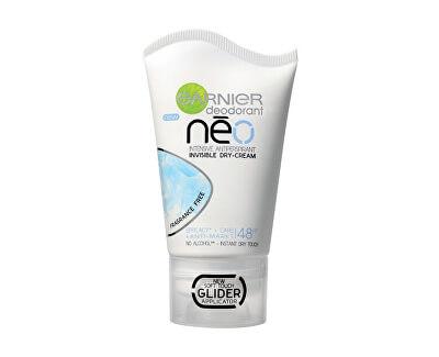 Neviditeľný krémový antiperspirant Néo 40 ml