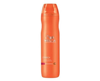 Wella Professional Objemový šampon pro jemné až normální vlasy Enrich (Volumizing Shampoo For Fine/Normal Hair)