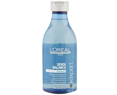 Očisťující šampon pro zklidnění citlivé vlasové pokožky Sensi Balance (Dermo-Protector Soothing Shampoo)