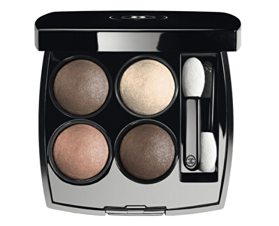 Chanel Oční stíny Les 4 Ombres (Quadra Eye Shadow) 4 x 1,2 g