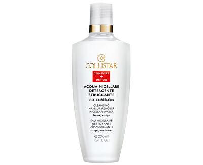 Collistar Odličovací micelární voda (Cleansing Make-Up Remover Micellar Water)