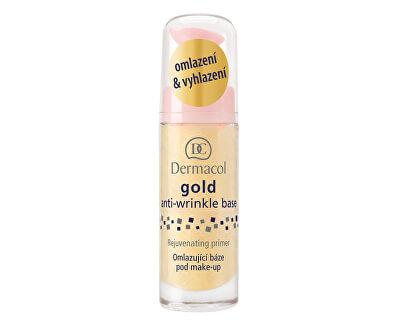 Omlazující báze pod make-up se zlatem (Gold Anti-Wrinkle Base)