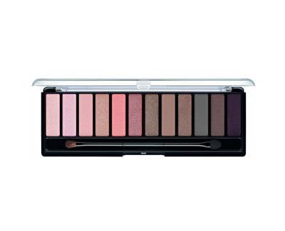 Rimmel Paletka 12 očních stínů MagnifEyes (Eyeshadow Palette) 14 g
