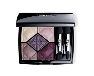 Paletka očních stínů 5 Couleurs (High Fidelity Colours & Effects Eyeshadow Palette) 7 g - SLEVA - poškozená krabička