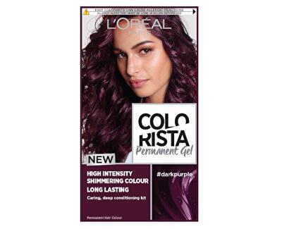 Permanentní barva na vlasy Colorista Permanent Gel