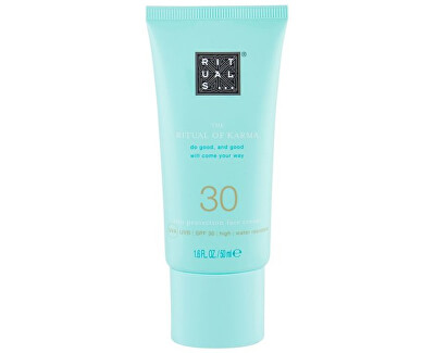 Karma Sun Protection Face Cream 30 - 30 faktoros napozó arckrém, 50 ml