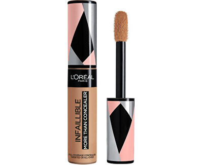 Plně krycí korektor Infailliable (More Than a Concealer) 11 ml