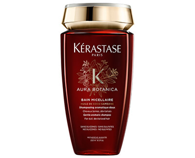 Kérastase Posilující a vyživující šampon pro zesláblé vlasy bez života Aura Botanica Bain Micellaire (Gentle Aromatic Shampoo)