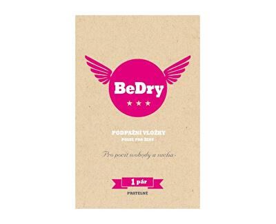 Ostatní Pratelné podpažní vložky pro ženy BeDry 1 pár