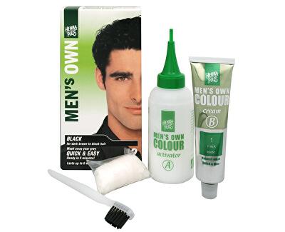 Přírodní barva na vlasy pro muže Men Own
