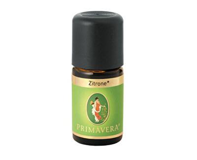 Primavera Přírodní éterický olej Citrón Bio Demeter