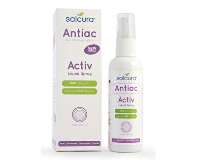 Salcura Protizánětlivý sprej pro problematickou pleť (Antiac Activ Liquid Spray)