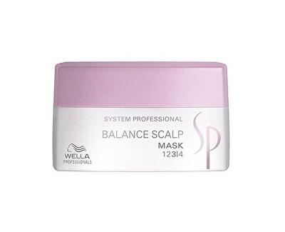 Regenerační maska na vlasy na citlivou pokožku hlavy SP Balance (Scalp Mask)