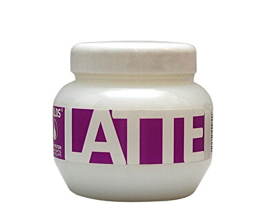 Kallos Regenerační maska s bílkovinami a aminokyselinami Latte (Latte Hair Mask)