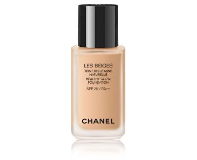 Rozjaňující make-up pre prirodzene svieži vzhľad pleti Les Beiges SPF 25 (Healthy Glow Foundation) 30 ml