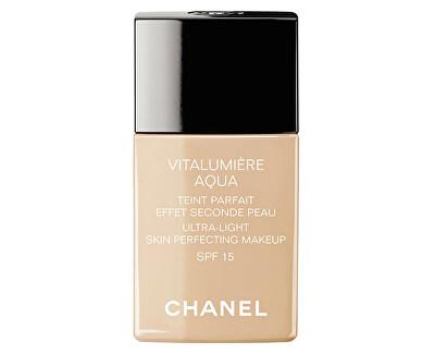 Rozjasňující hydratační make-up Vitalumiere Aqua SPF 15 (Ultra-Light Skin Perfecting Makeup) 30 ml