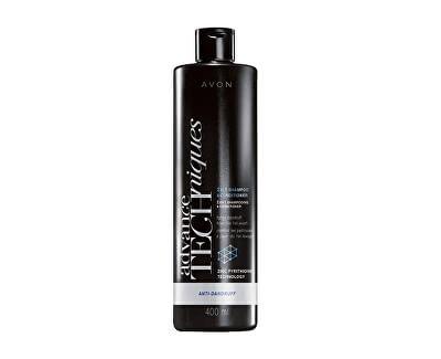 Šampon a kondicionér 2 v 1 s Pyrithionem zinku proti lupům Advance Techniques (2 In 1 Shampoo & Conditioner)