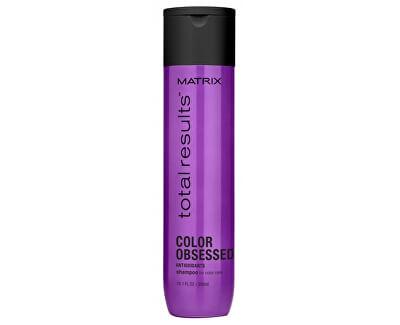 Matrix Šampon pro barvené vlasy Total Results Color Obsessed (Shampoo for Color Care)