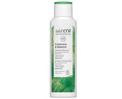 Šampon pro normální a mastné vlasy Freshness & Balance