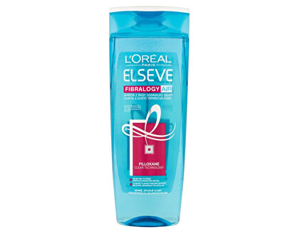 Loreal Paris Šampon pro objem vlasů Elseve Fibralogy Air