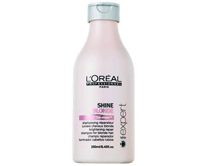 Loreal Professionnel Šampon pro obnovu a lesk blond vlasů Shine Blonde (Brightening Repair Shampoo)