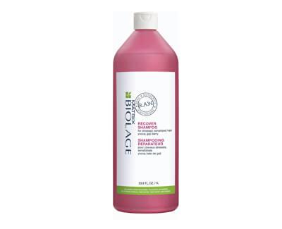 Matrix Šampon pro posílení a lesk namáhaných vlasů Biolage R.A.W. Recover (Shampoo)<br /><strong>Objem 1000 ml</strong>